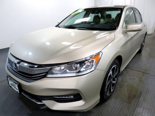 2016 Honda Accord 4dr I4 CVT EX