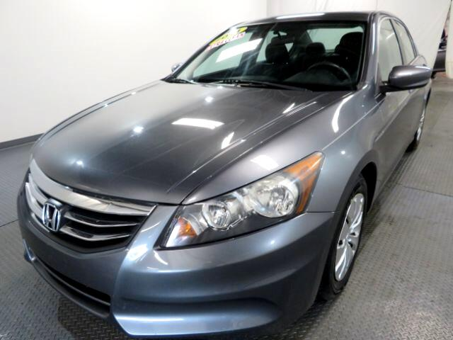 2011 Honda Accord 4dr I4 Man LX