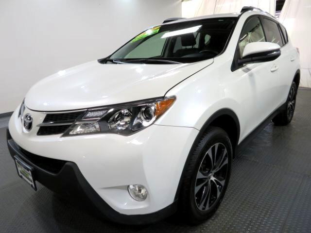 2015 Toyota RAV4 AWD 4dr Limited (Natl)