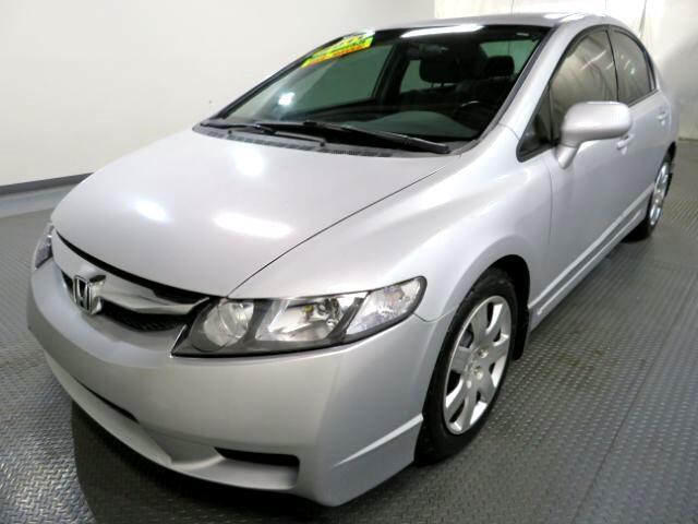 2011 Honda Civic 4dr Auto LX