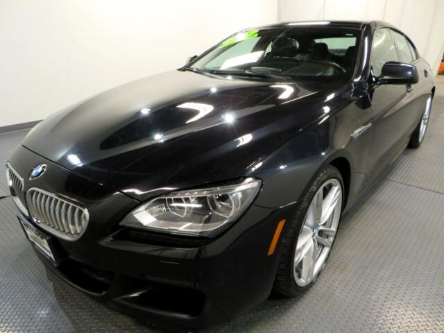 2015 BMW 6 Series 4dr Sdn 650i xDrive AWD Gran Coupe