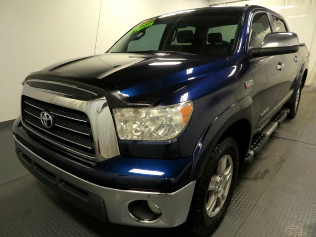 2008 Toyota Tundra 4WD Truck CrewMax 5.7L V8 6-Spd AT Grade Natl