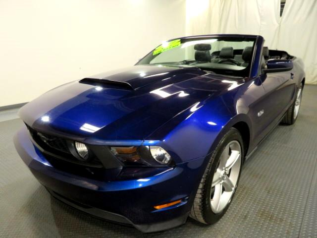 2012 Ford Mustang 2dr Conv GT