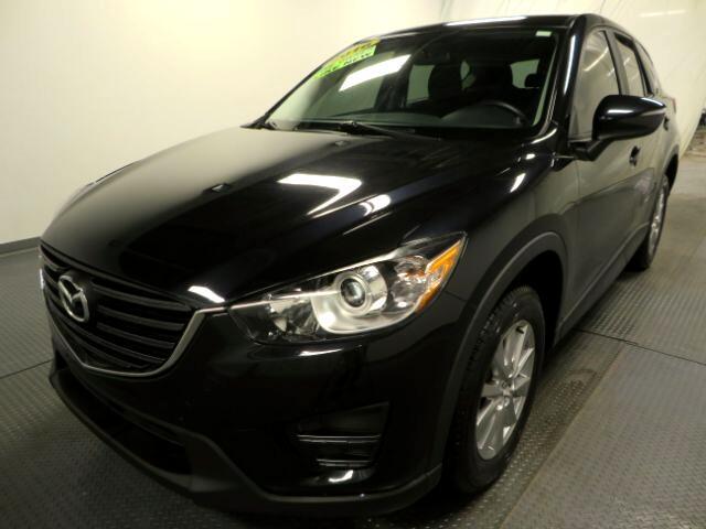 2016 Mazda CX-5 FWD 4dr Auto Sport