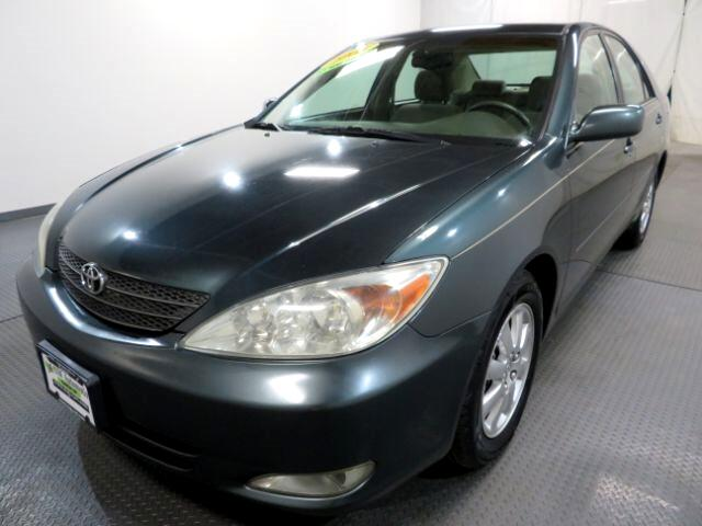 2003 Toyota Camry 4dr Sdn LE Manual (Natl)