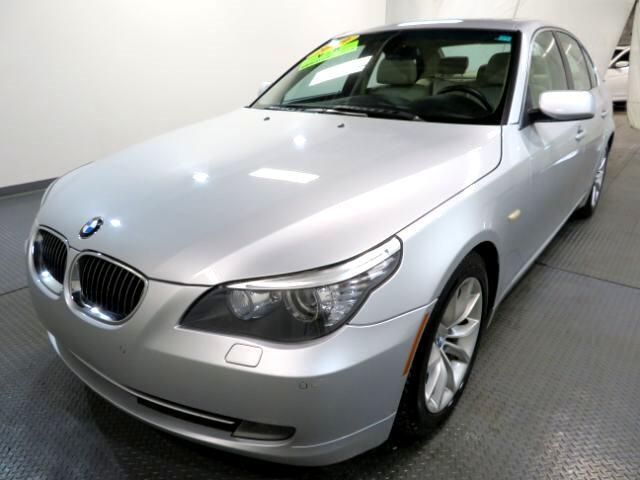 2009 BMW 5 Series 4dr Sdn 550i RWD