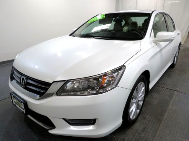 2015 Honda Accord 4dr V6 Auto Touring