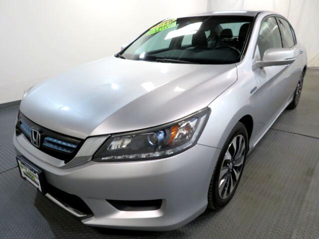 2015 Honda Accord Hybrid 4dr Sdn EX-L