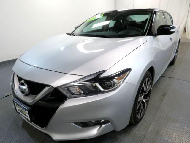 2016 Nissan Maxima 4dr Sdn 3.5 SL