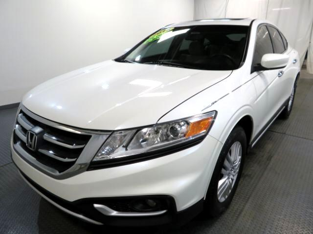 used 2015 honda crosstour 2wd i4 5dr ex for sale in cincinnati oh 45216 nw automotive group. Black Bedroom Furniture Sets. Home Design Ideas