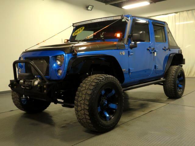 2015 Jeep Wrangler 4WD 4dr Sport