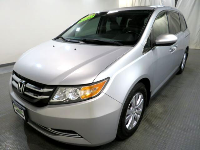 used 2014 honda odyssey 5dr ex l for sale in cincinnati oh 45216 nw automotive group. Black Bedroom Furniture Sets. Home Design Ideas