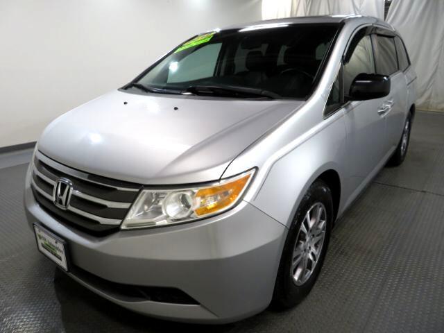 2012 Honda Odyssey 5dr EX-L