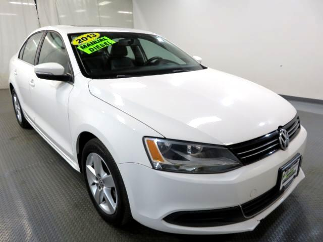2013 Volkswagen Jetta 4dr Man TDI w/Premium *Ltd Avail*