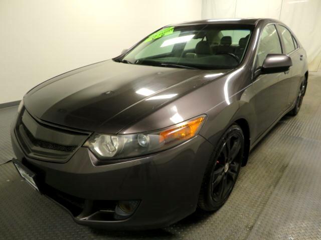 2010 Acura TSX 4dr Sdn V6 Auto
