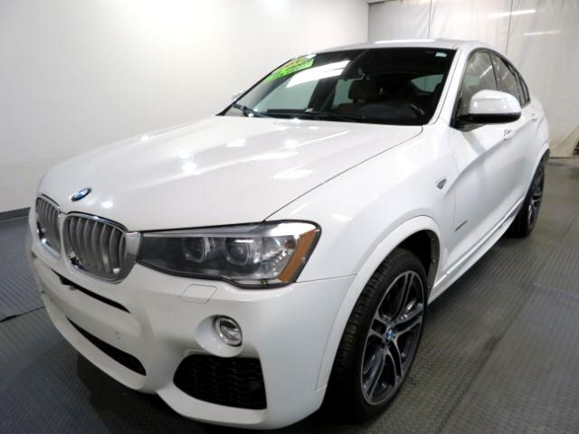 2015 BMW X4 AWD 4dr xDrive35i