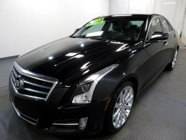 2013 Cadillac ATS 4dr Sdn 3.6L Premium RWD