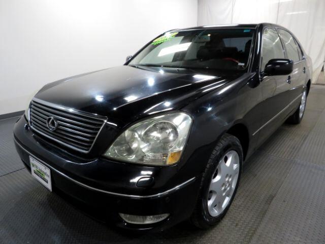 2002 Lexus LS 430 4dr Sdn