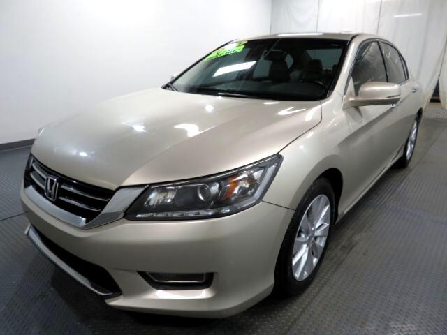 2013 Honda Accord 4dr V6 Auto EX-L