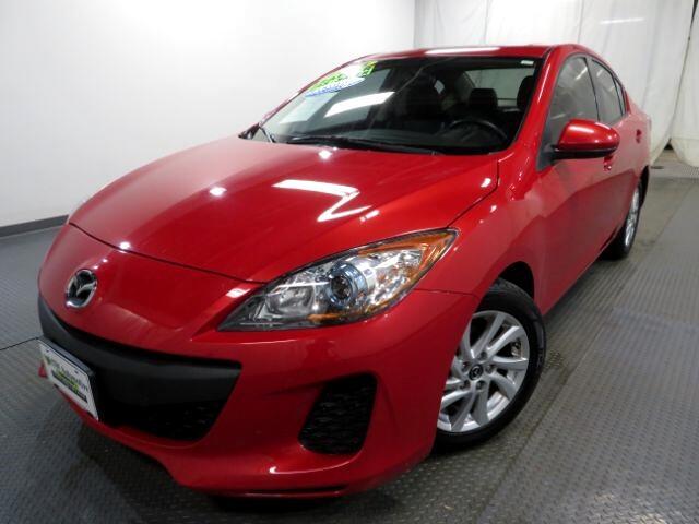 2013 Mazda MAZDA3 4dr Sdn Auto i Grand Touring