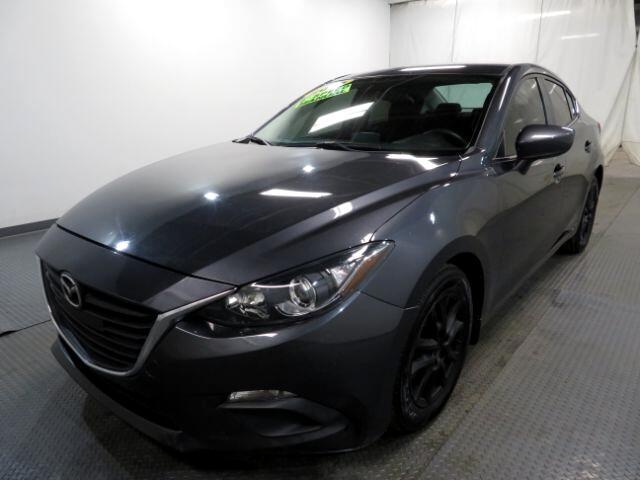 2016 Mazda MAZDA3 4dr Sdn Man i Sport