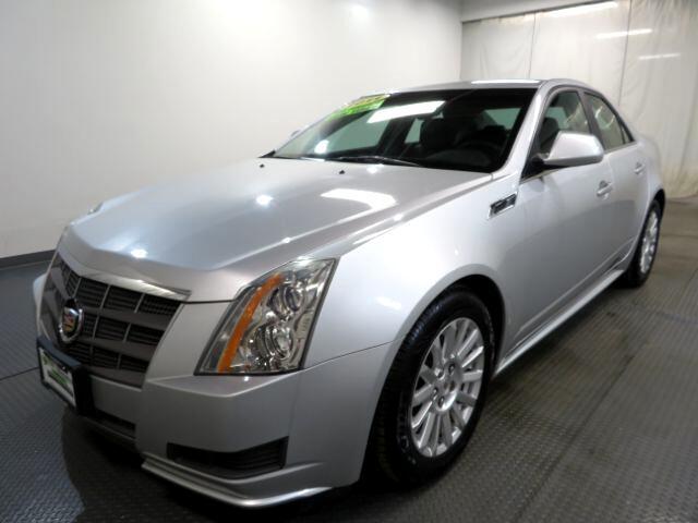 Cadillac CTS 4dr Sdn 3.0L AWD 2011