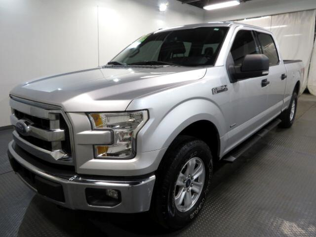 2015 Ford 150 4WD SuperCrew 157