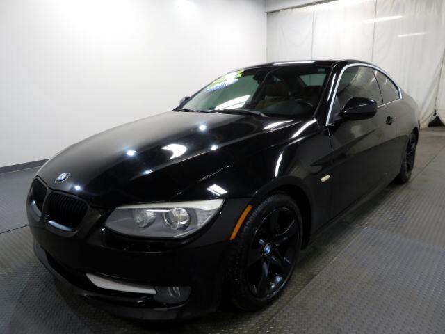 2012 BMW 3-Series 2dr Cpe 335i RWD