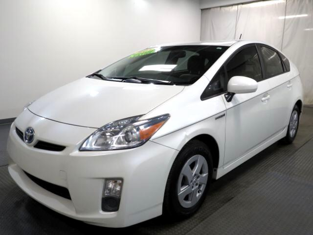 2011 Toyota Prius 5dr HB I (Natl)