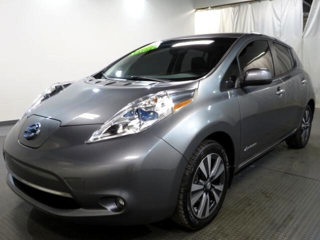2015 Nissan Leaf 4dr HB SL