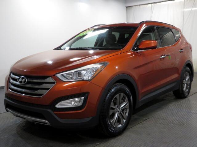 2014 Hyundai Santa Fe FWD 4dr 2.4