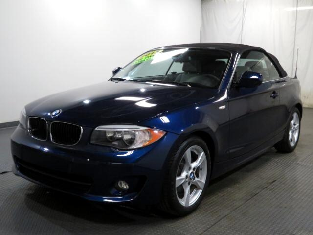 2013 BMW 1 Series 2dr Conv 128i