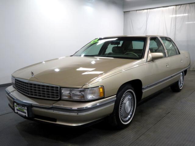 1994 Cadillac DEVILLE 4dr Sedan