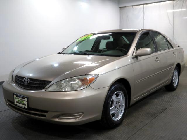 Toyota Camry 4dr Sdn XLE V6 Auto (Natl) 2002