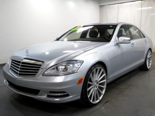 2013 Mercedes-Benz S-Class 4dr Sdn S 550 RWD