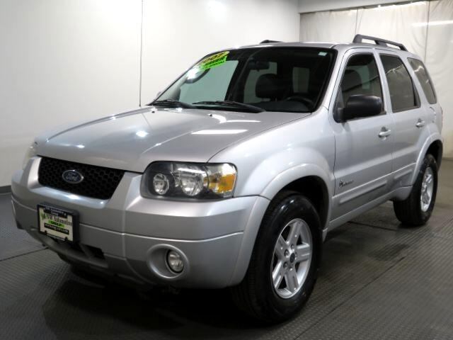 2007 Ford Escape 2WD 4dr I4 CVT Hybrid