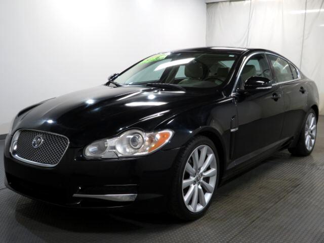 2011 Jaguar XF 4dr Sdn Premium