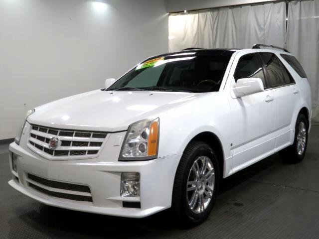 2008 Cadillac SRX AWD 4dr V6