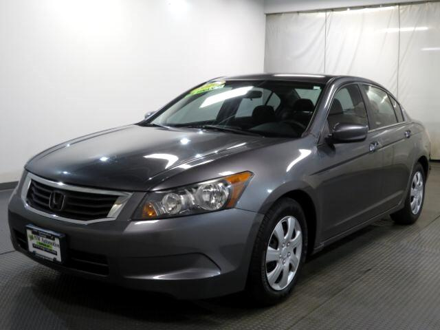 2010 Honda Accord 4dr I4 Auto LX