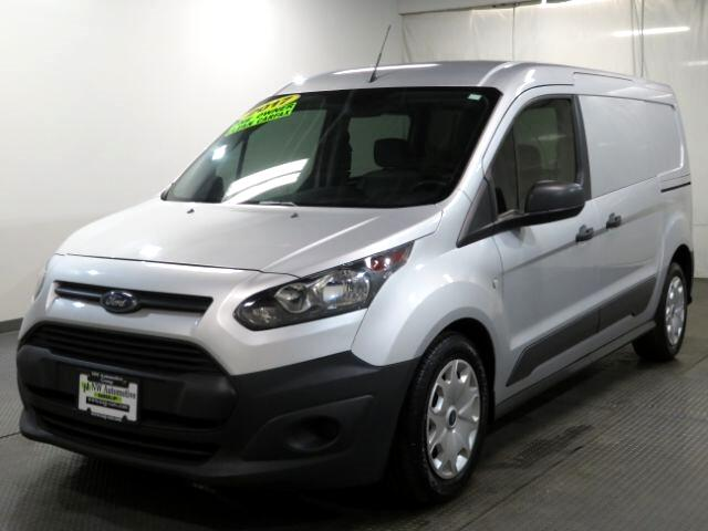 Ford Transit Connect Van XL LWB w/Rear Symmetrical Doors 2017