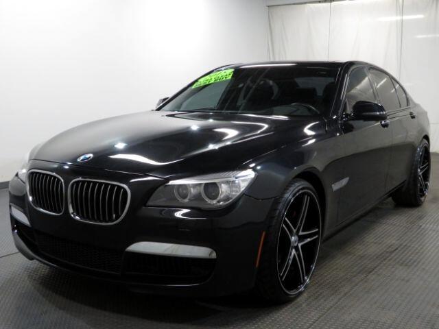 2015 BMW 7 Series 4dr Sdn 740i RWD