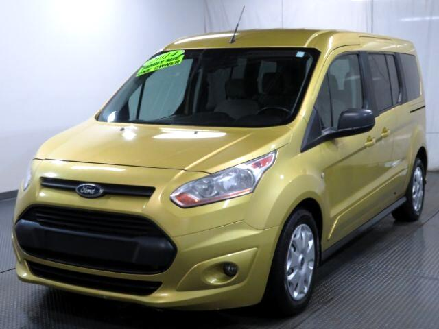 2014 Ford Transit Connect Wagon 4dr Wgn LWB XLT w/Rear Liftgate