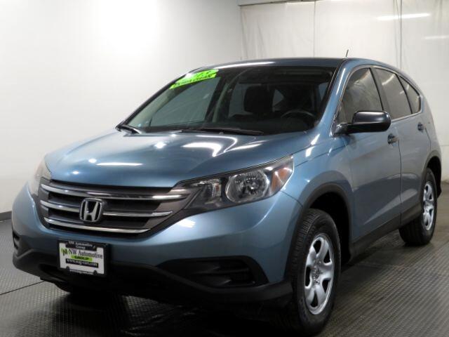 Honda CR-V 2WD 5dr LX 2013