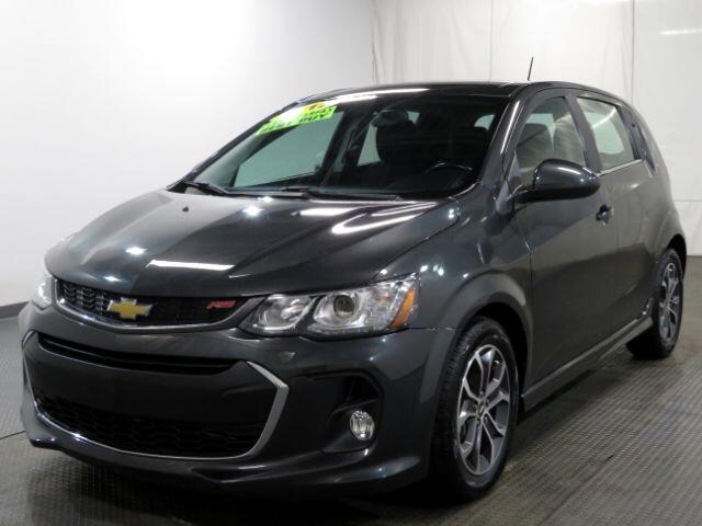 2017 Chevrolet Sonic 5dr HB Auto LT w/1SD