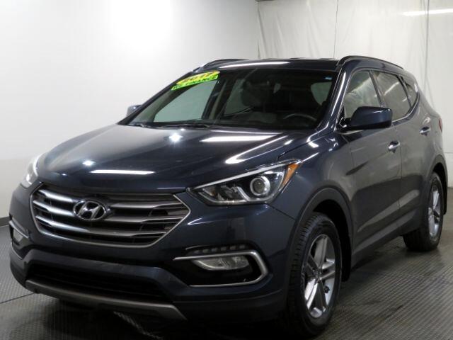 2017 Hyundai Santa Fe 2.4L Auto