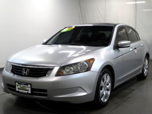 2008 Honda Accord 4dr I4 Auto EX