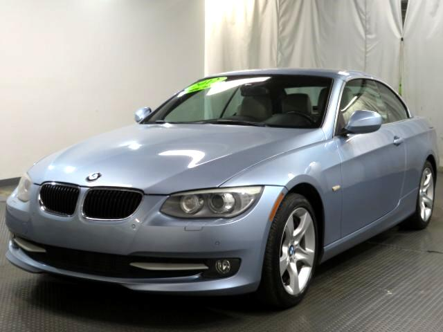 2012 BMW 3-Series 2dr Conv 335i