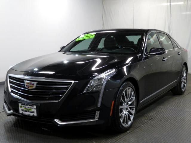 2016 Cadillac CT6 4dr Sdn 3.6L Luxury AWD