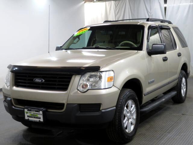 2006 Ford Explorer 4dr 114