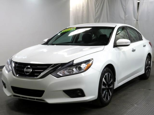 2018 Nissan Altima 2.5 SL Sedan